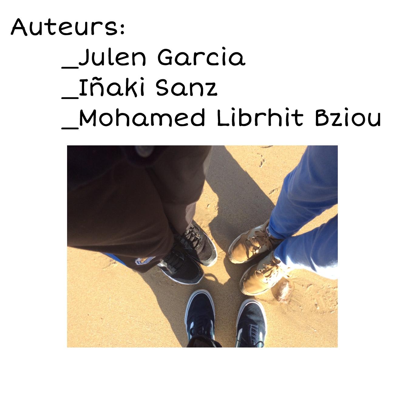 Journal de bord de Julen, Iñaki et Mohamed de 4ème - p6