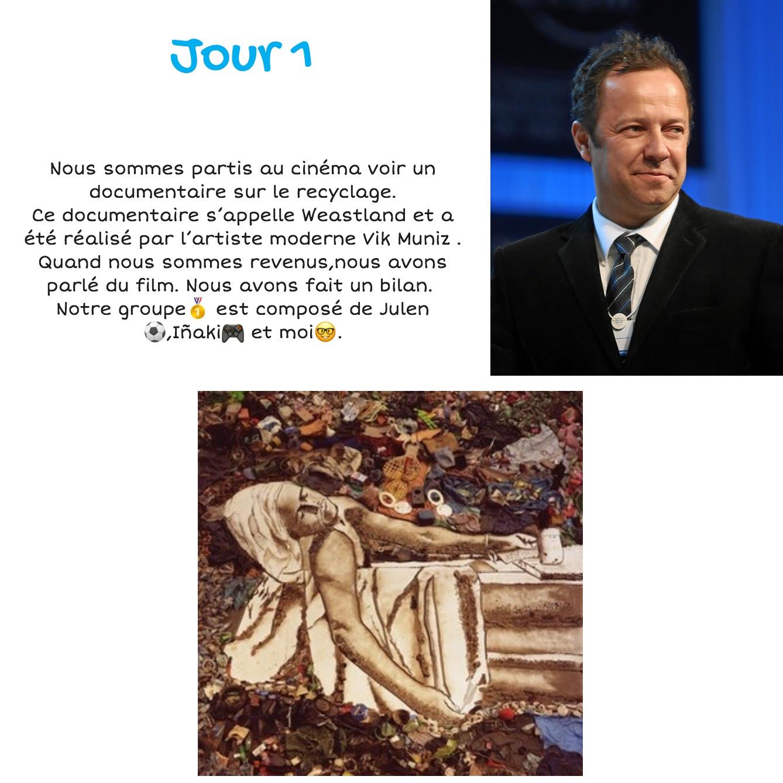 Journal de bord de Julen, Iñaki et Mohamed de 4ème - p2