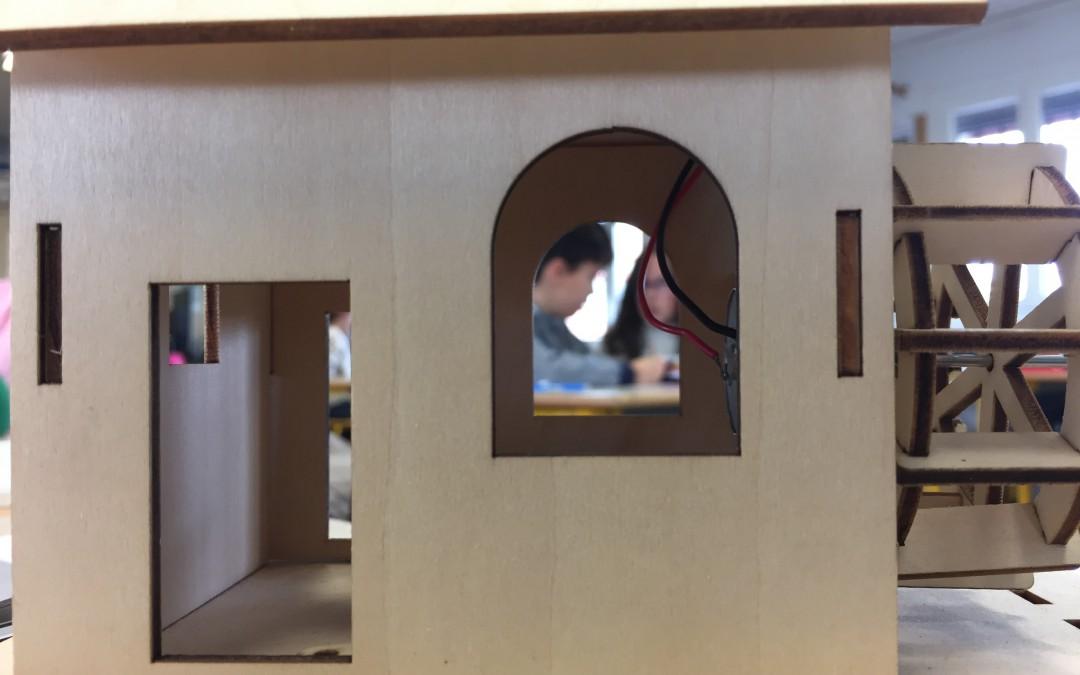 EPI 5ème B : inventer la maison de mes rêves