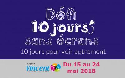 (Français) Défi 10 jours sans écrans