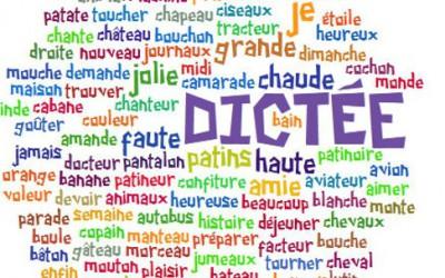 (Français) Champions de dictées aussi !!