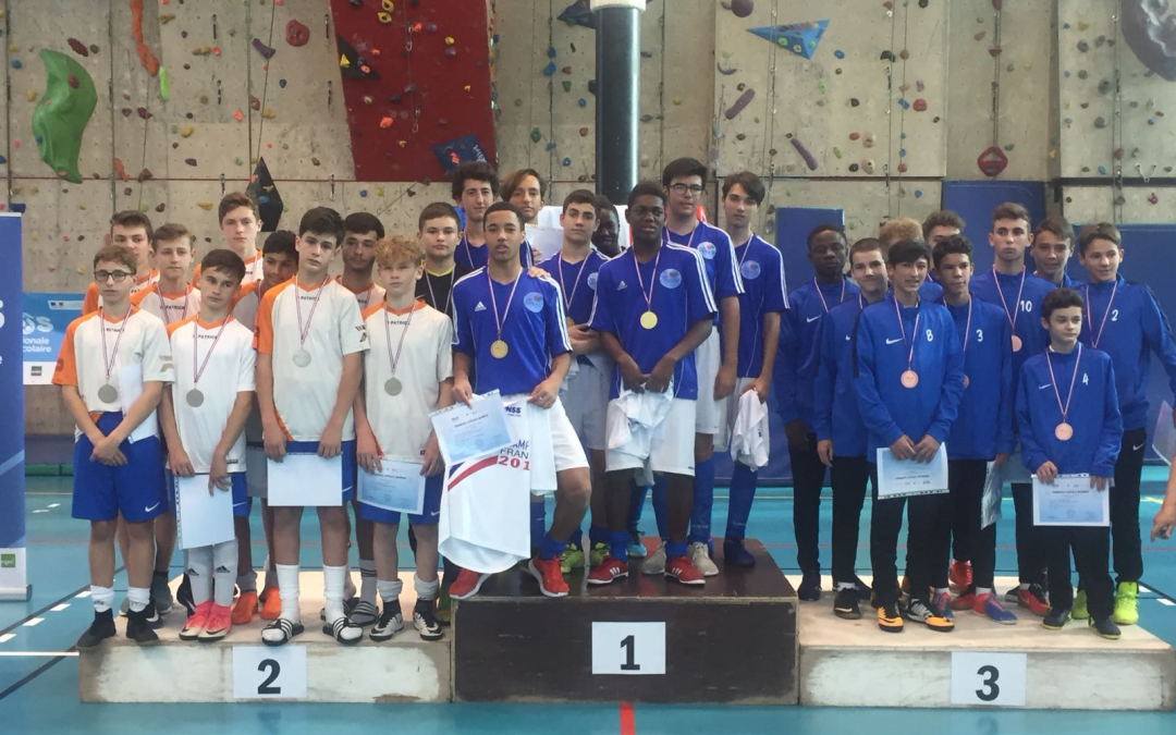 Championnats de France UNSS de Futsal
